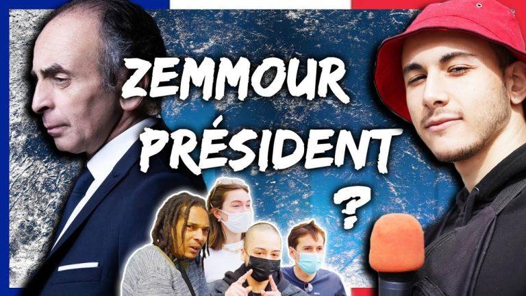 Zemmour président ? Par Micro-connard