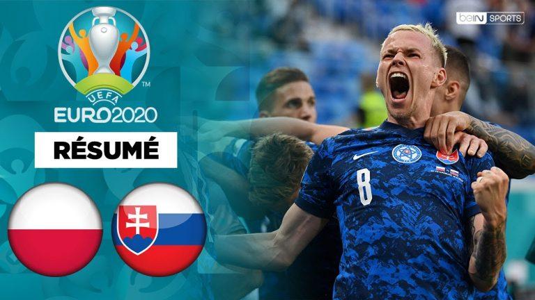 Euro 2021. Les résumés d'Ecosse-République Tchèque, Pologne-Slovaquie et Espagne-Suède