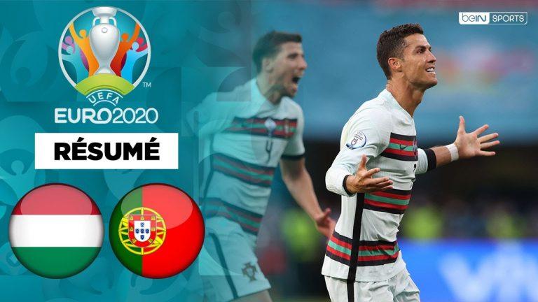 Euro 2021. Les résumés d'Allemagne-France et de Hongrie-Portugal