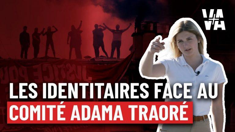 Génération Identitaire vs collectif Adama Traoré (Louboutin) – Un an après.