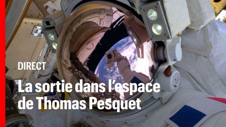 À quels risques s'expose Thomas Pesquet lors de sa sortie extra-véhiculaire ?