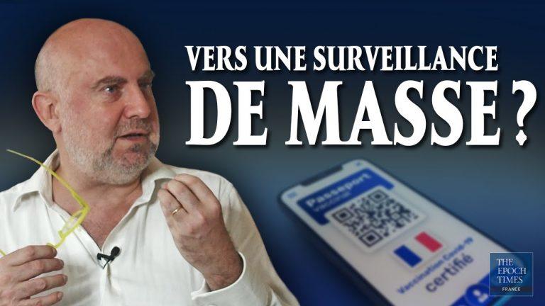 « Le pass sanitaire est 100% compatible avec le Grand Reset », estime Éric Verhaeghe