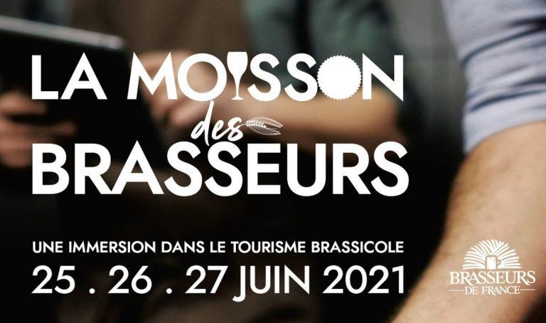 Moisson des Brasseurs : quelles brasseries ouvrent leurs portes dans les 5 départements bretons du 25 au 27 juin ?