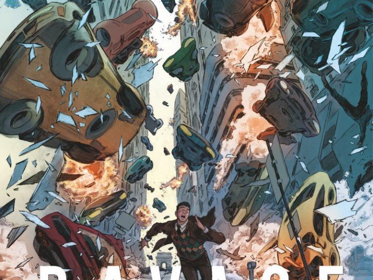Ravage, le roman de Barjavel adapté en bande dessinée