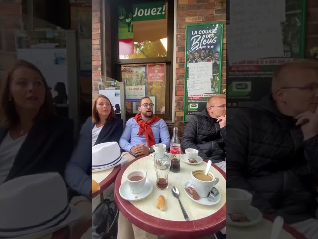 Revoir. Damien Rieu (RN) remet à sa place Eric Dupond-Moretti