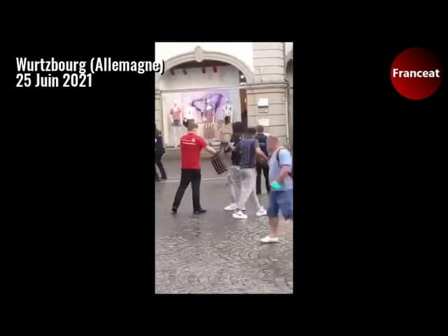 Allemagne. Un migrant Somalien porte le masque et tue trois personnes