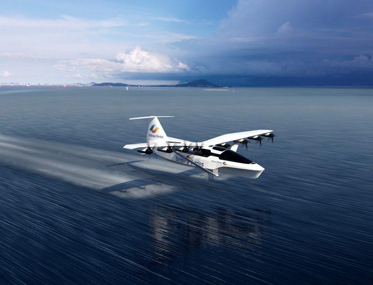 Brittany Ferries ambitionne d'exploiter des ferries volants