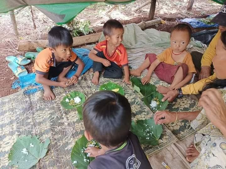 Urgence humanitaire en Birmanie. La guerre est arrivée en pays Karenni