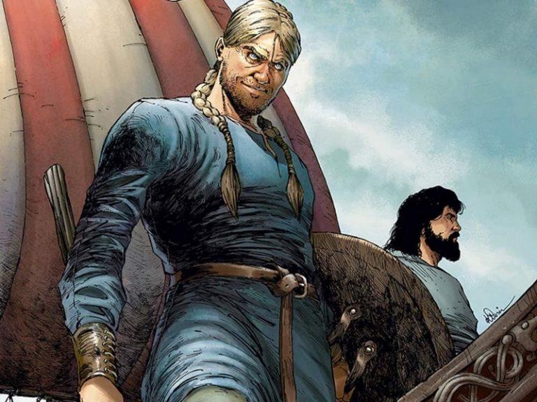 Jylland, nouvelle série BD sur les vikings