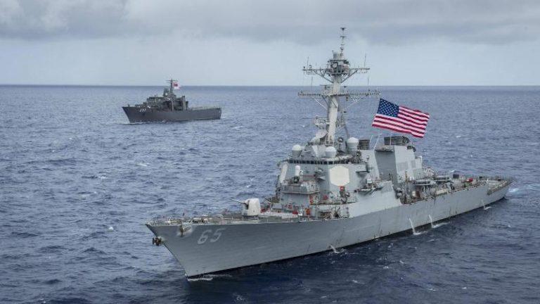 Les tensions s'accroissent en Asie de l'Est après des opérations menées par les USA