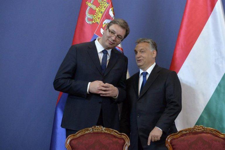 La Hongrie estime que les pays des Balkans ne pourront être admis dans l'UE sans l'adhésion préalable de la Serbie