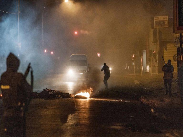 Afrique-du-sud. Les violences coûteront plusieurs millions de dollars