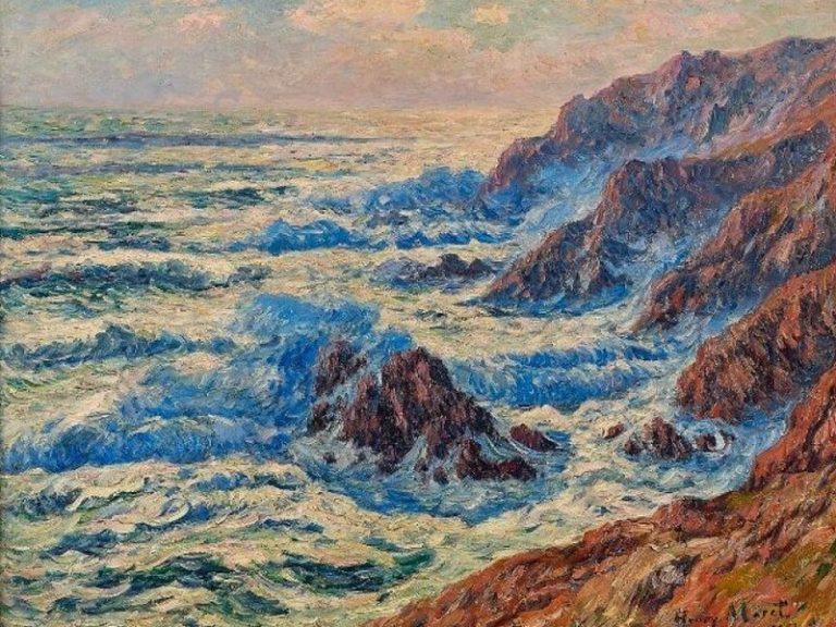 « L'âme bretonne » : la 18ème édition de cette vente d'art breton aura lieu à Quimper le 18 juillet