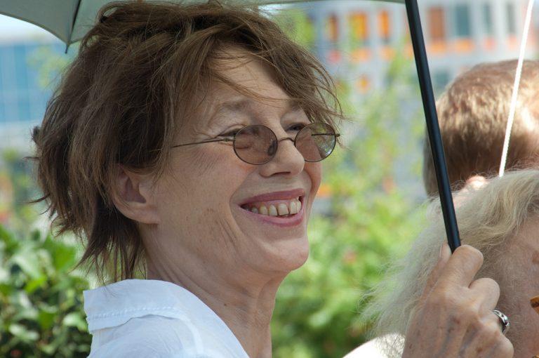 Jane Birkin, marraine de la 1ère édition de Dinard Opening, les musicales franco-britanniques