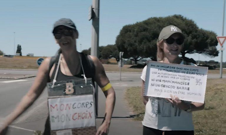 Vannes, Lanester. Retour en vidéo sur les manifestations contre le Pass sanitaire