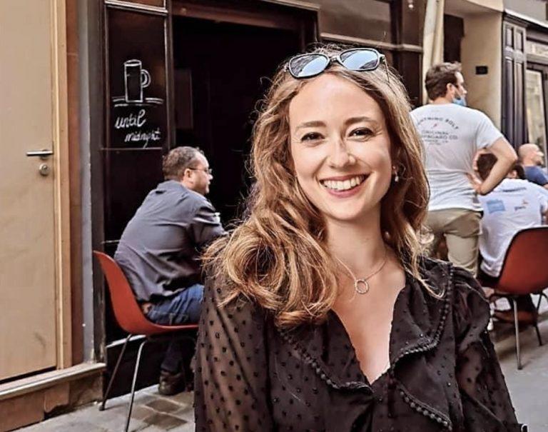 Dinard. A la rencontre de Céline Tacher, bretonne élue au comité central du Rassemblement national (RN)