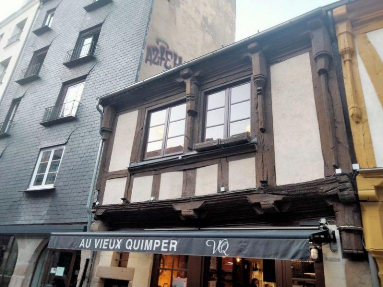 Nantes. Crêperie Le Vieux Quimper, une valeur sûre du Bouffay