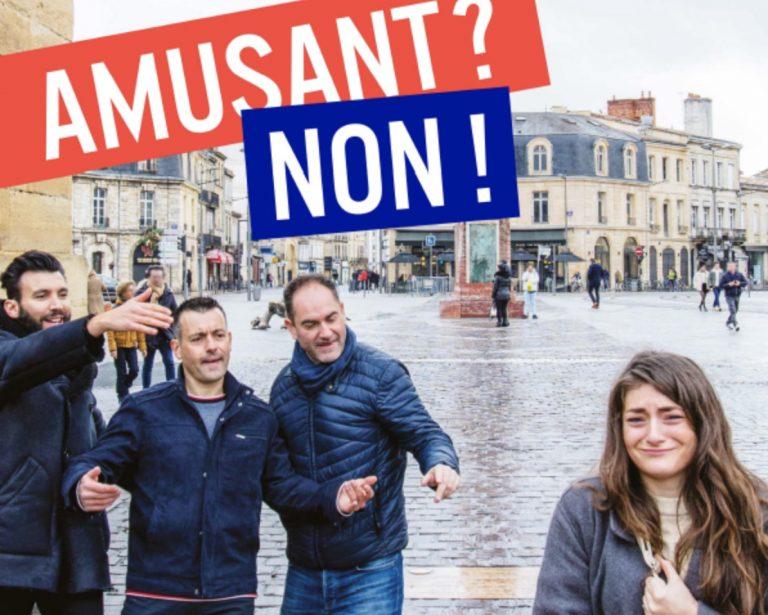 Harcèlement de rue en Bretagne. Omerta du Télégramme autour des causes de ce fléau importé