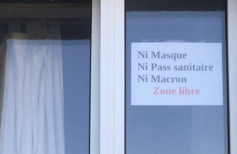 Pass sanitaire. Manifestations contre la tyrannie le 24 juillet : les lieux en Bretagne et dans le reste de la France