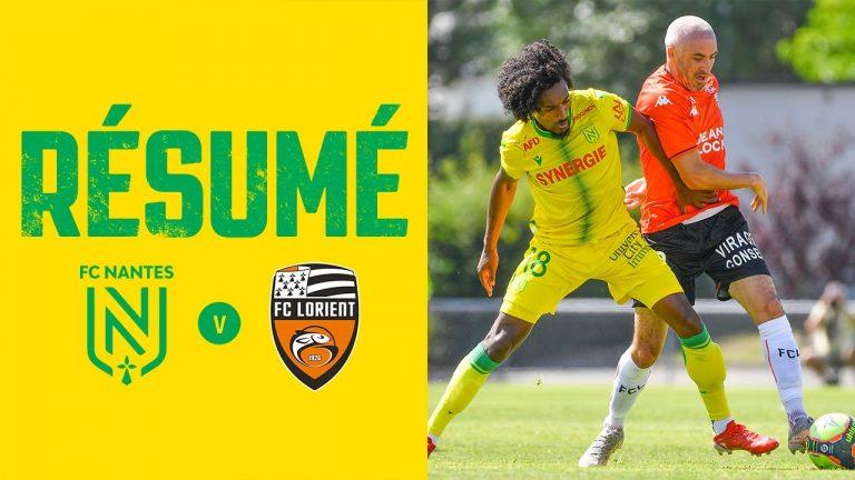 FC Nantes – FC Lorient : le résumé de la rencontre (0-1)