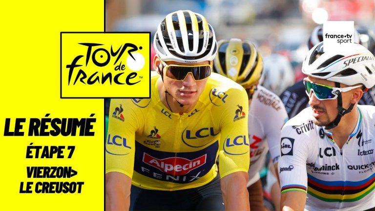 Cyclisme. Au terme d'une étape dingue Matej Mohoric remporte l'étape la plus longue du Tour de France 2021