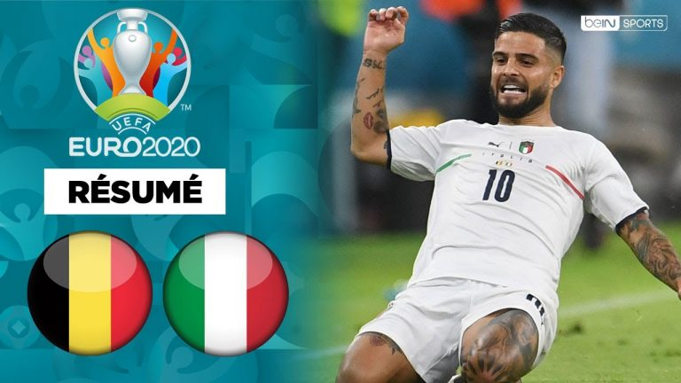Euro 2021. L'Italie bat la Belgique, l'Espagne bat la Suisse