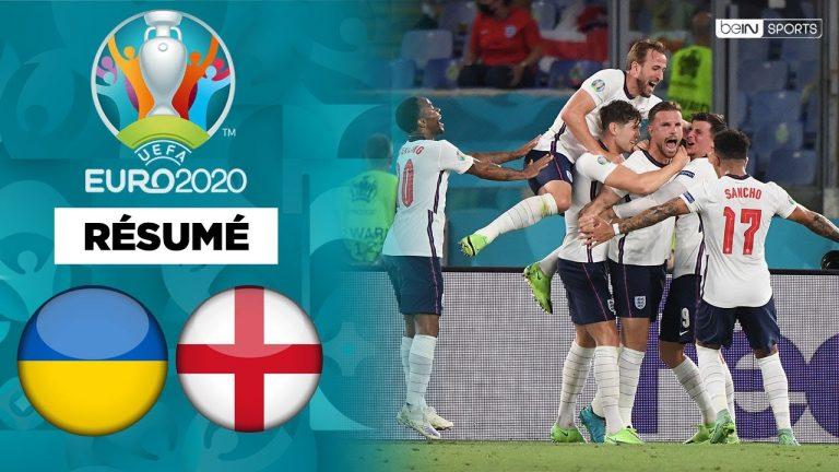 Euro 2021. Ce sera Angleterre-Danemark et Espagne-Italie en demi-finales