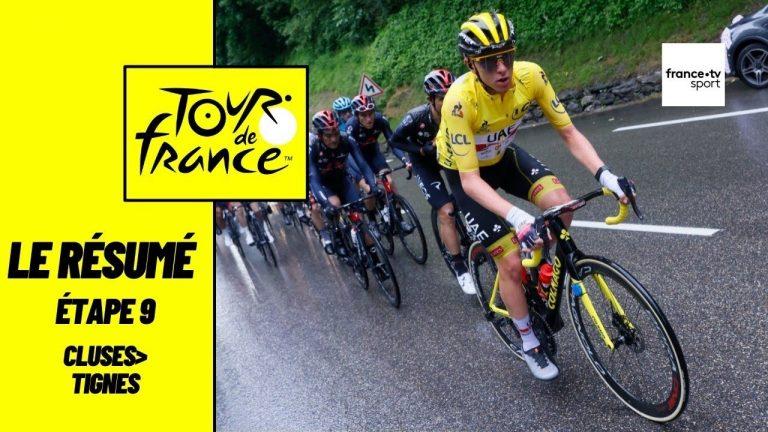 Cyclisme. En solitaire, Ben O'Connor, remporte la 9ème étape du Tour de France 2021 à Tignes