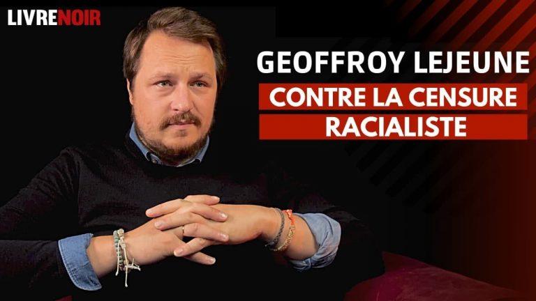Interview de Geoffroy Lejeune, directeur de Valeurs actuelles