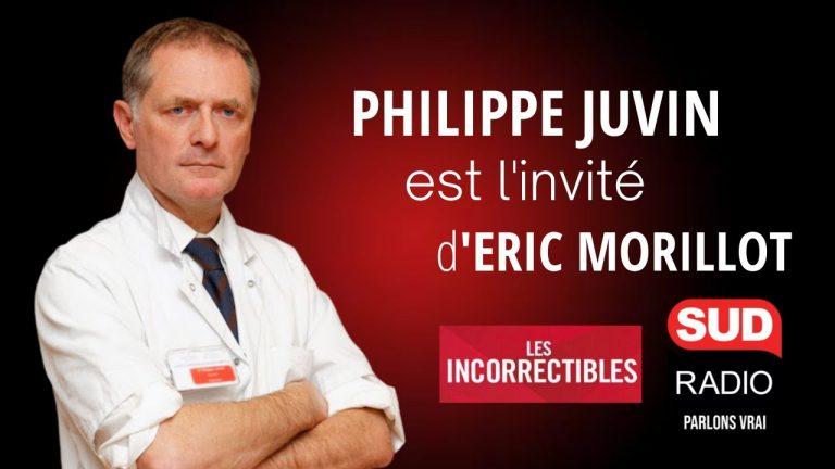 Covid-19. Pr. Philippe Juvin : « Ce qui nous guette c'est la discorde générale ! »