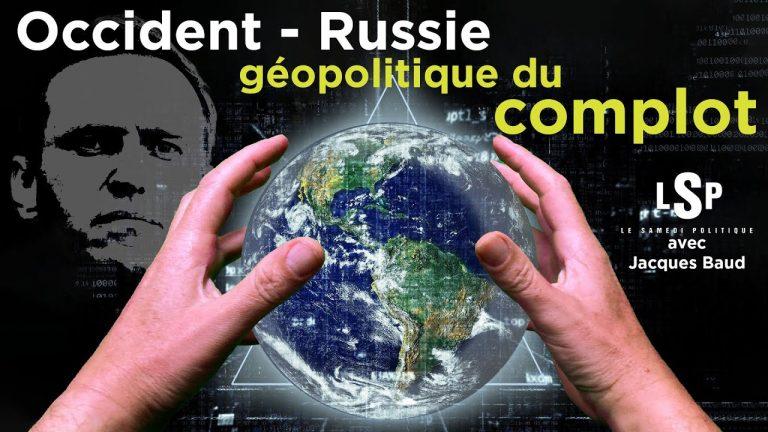 Qui sont les complotistes ? Jacques Baud décrypte l'affaire Navalny