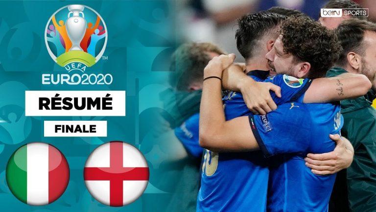 Football. L'Italie remporte l'Euro 2021 aux tirs aux buts contre l'Angleterre