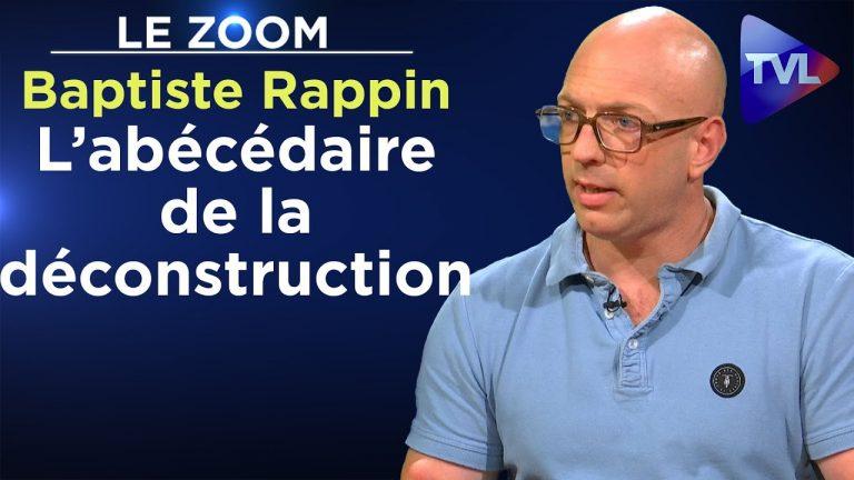 L'abécédaire de la déconstruction, par Baptiste Rappin