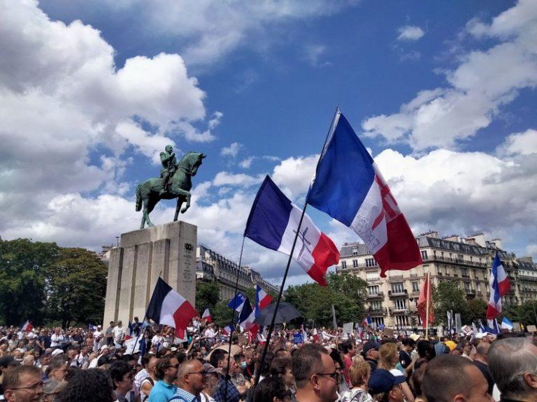 Manifestations contre le pass sanitaire : la liste des rendez-vous en Bretagne samedi 31 juillet