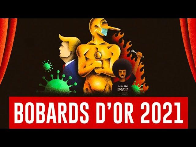 Bobards d'Or 2021 – Les meilleurs mensonges des médias récompensés !