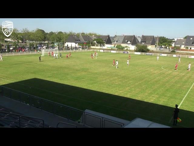 FC Lorient – Stade Brestois 29 (3-2) : Les buts du match amical