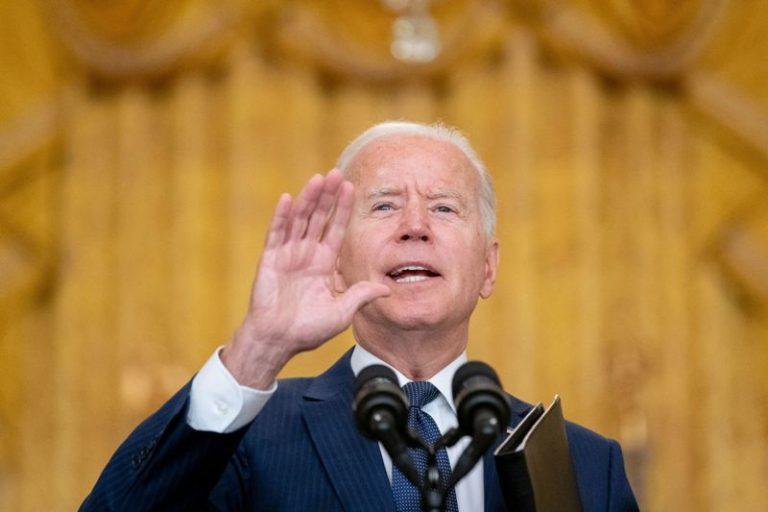 Afghanistan, USA. L'administration Biden tente de faire oublier la crise