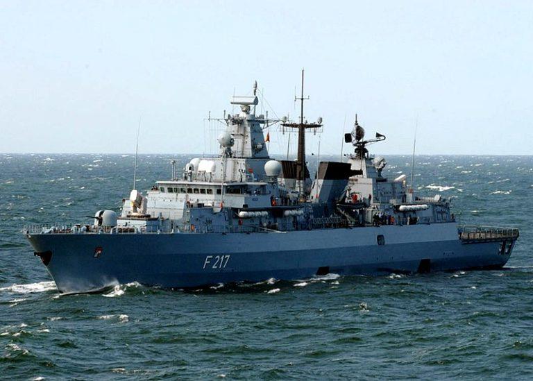 Le voyage de la frégate Bayern vers le Pacifique démontre l'intention de l'Allemagne de devenir une puissance militaire mondiale