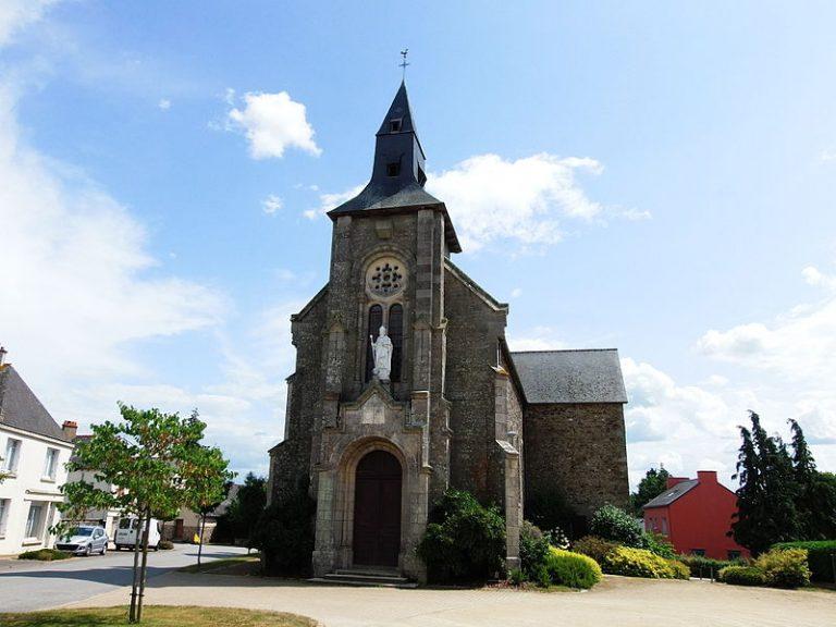Saint-Brieuc-de-Mauron (56). Un appel aux dons pour la restauration de l'église détruite par un incendie