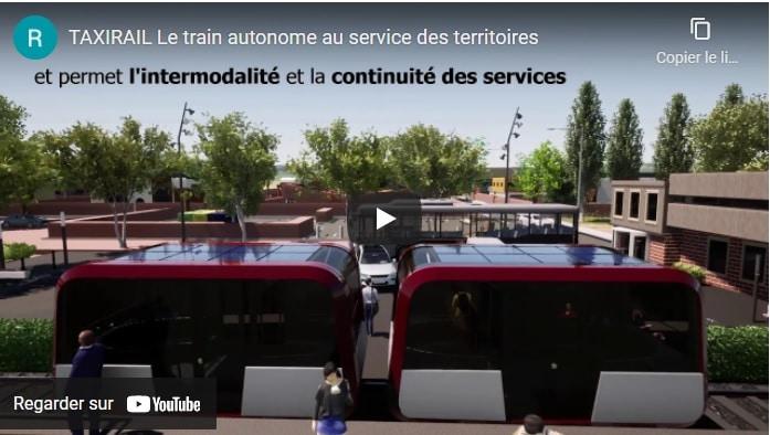 Taxirail: un diskoulm evit hol linennoù tren bihan?