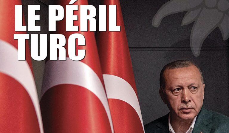 Le Péril Turc au sommaire du 88ème numéro de Terre et Peuple