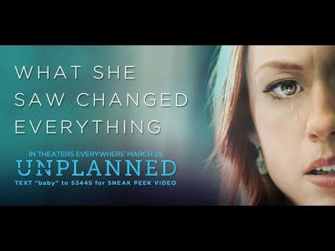 Unplanned. Un film choc et brillant sur l'avortement