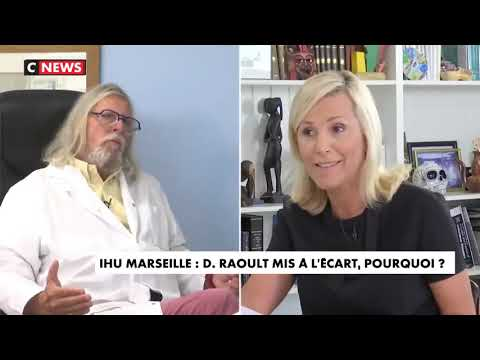 Covid-19, vaccins. Didier Raoult sur Cnews : les moments forts