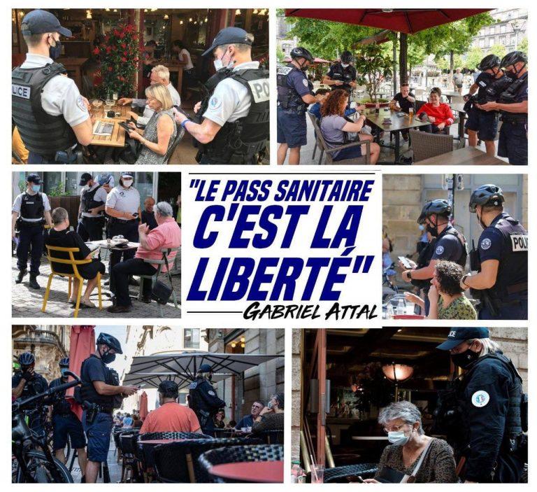 Tyrannie sanitaire. La liste des manifestations en Bretagne et en France le 4 septembre