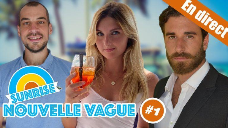 Nouvelle Vague #1 avec Julien Rochedy et Thaïs d'Escufon