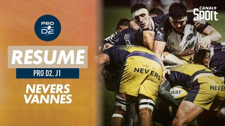 Rugby. Pour débuter une nouvelle saison de Pro D2, le RC Vannes tombe à Nevers