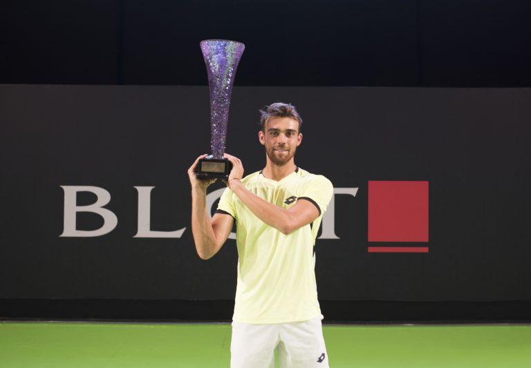 Tennis. Benjamin Bonzi remporte la 15e édition de l'Open de Rennes