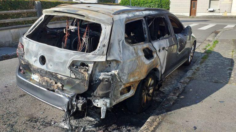 Brest. Un lanceur d'alerte poursuivi à Pontanezen, sa voiture incendiée