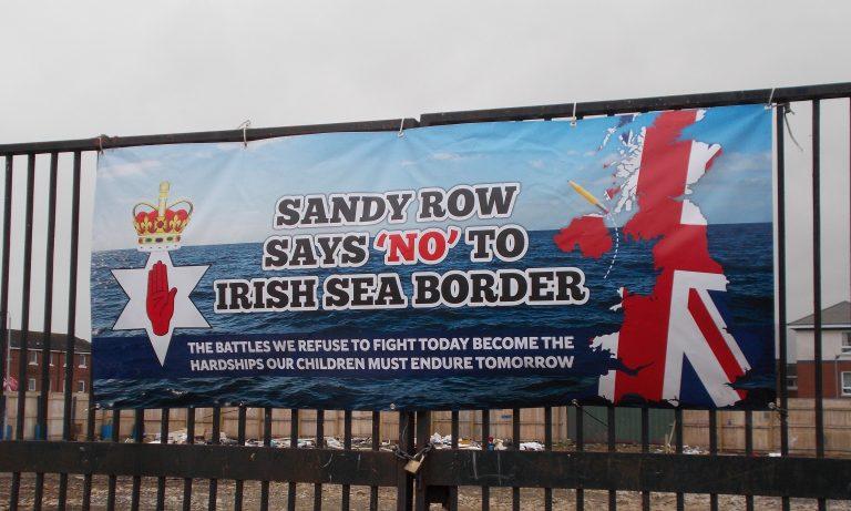Irlande du Nord. Vers la chute du gouvernement en raison du Protocole ?