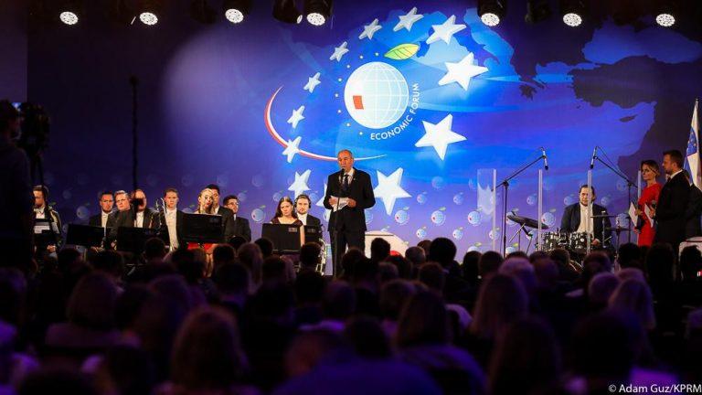 Janez Janša (Premier ministre slovène) : « Il n'y a pas d'Union européenne forte sans une Europe centrale forte »